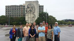 PMBA group in Cuba.