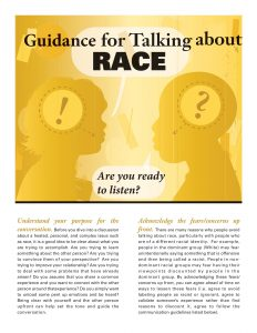 Guidance for Talking about Race (PDF)