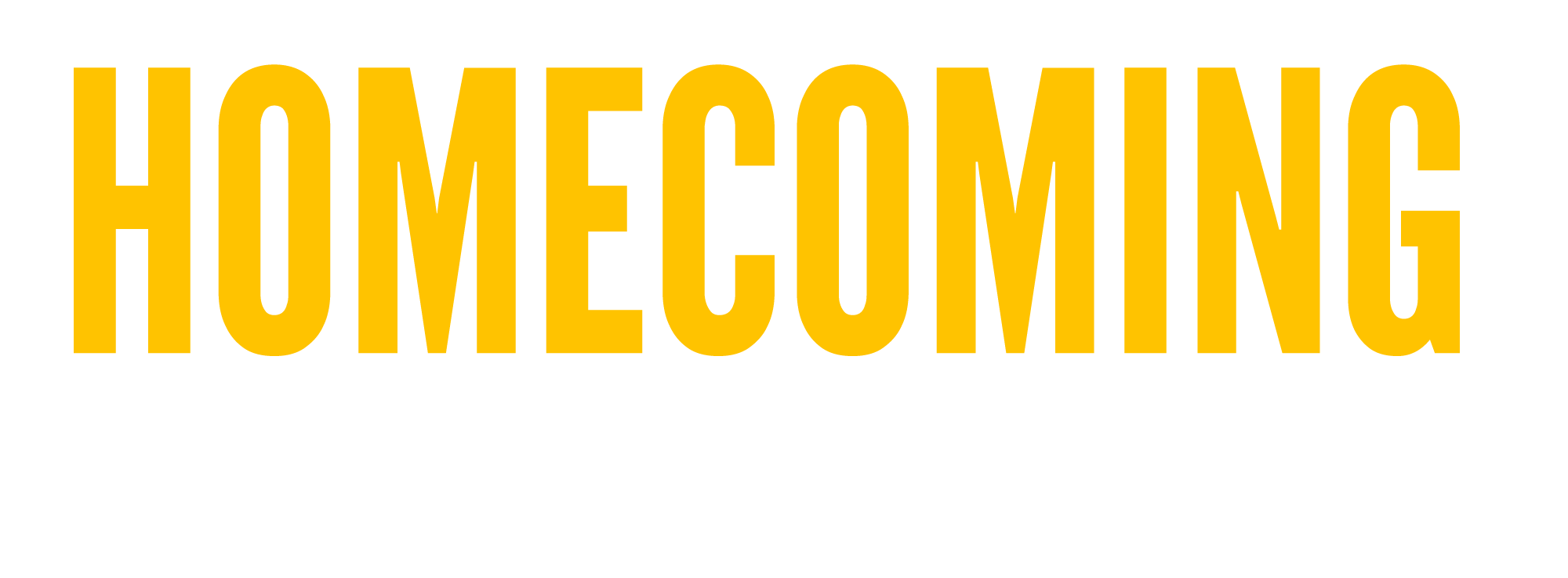 Homecoming February 13-18, 2017