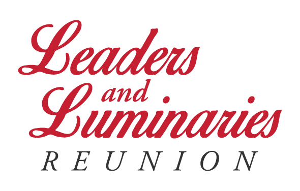 Leaders and Luminaries
