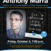 Anthony Marra Reading