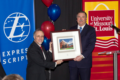 UMSL-Express Scripts building renaming