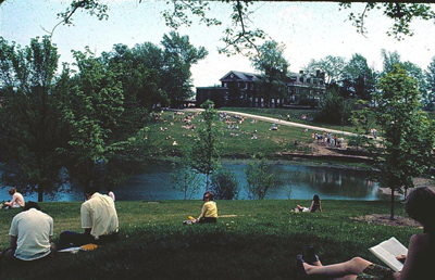 UMSL in the late 1960s