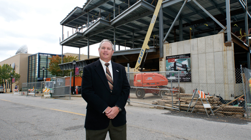 Taking shape: UMSL building in Grand Center to create new opportunities