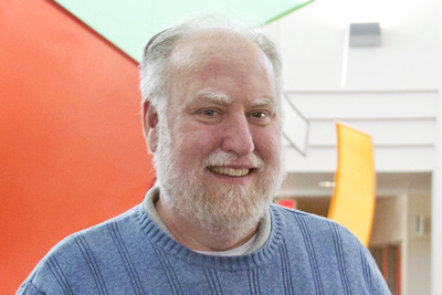 Dave Robertson, Curators' Teaching Professor of Political Science at UMSL