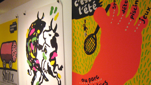 International poster exhibit comes to Gallery FAB