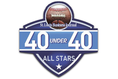 St. Louis Business Journal 40 under 40 All Stars