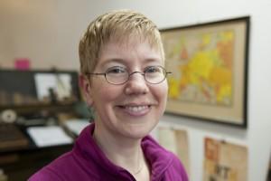 UMSL alumna Jennifer Tappenden, MFA 2012