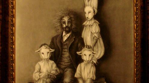 Victorian era inspires new Gallery Visio exhibit