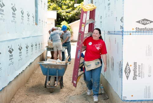 Eye on UMSL: Habitat for Humanity