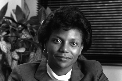 Former UMSL Chancellor Marguerite Ross Barnett (1942-1992)