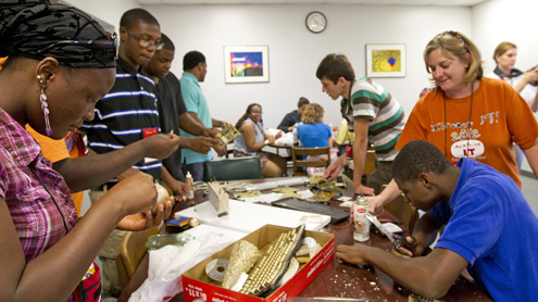 High school students find 'Xtreme' fun at UMSL's summer program