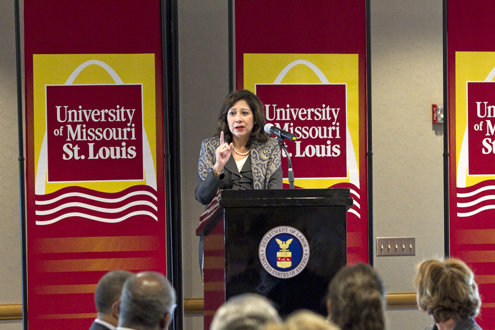 U.S. Secretary of Labor Hilda Solis