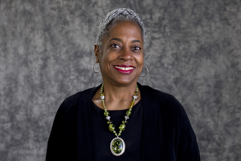Wilma Calvert, assistant professor of nursing at UMSL