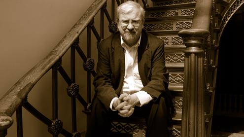 German American Heritage Society honors UMSL history professor