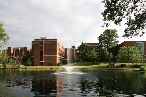 UMSL science complex