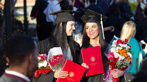 Eye on UMSL: Graduation smiles