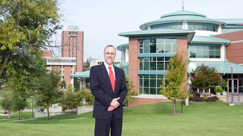 Message from UMSL Chancellor Tom George