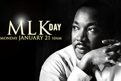 MLK Day at UMSL