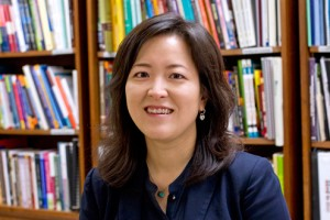 Jina Yoo, associate professor of communication at UMSL