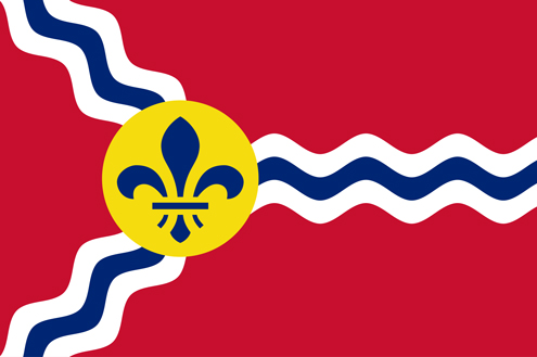 St. Louis flag