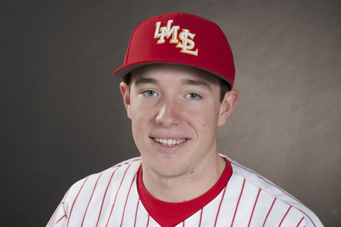 Kyle Renaud, senior pitcher on the UMSL baseball team
