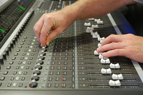 Certificate in audio recording at UMSL