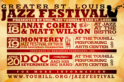 Greater St. Louis Jazz Festival 2013 at UMSL