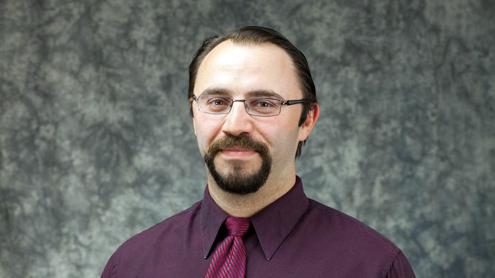 UMSL staffer Levi Locke