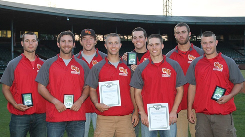 UMSL baseball's All-GLVC honorees