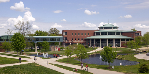 Millennium Student Center at UMSL