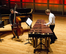 Eye on UMSL: 'Bass Ostinato'