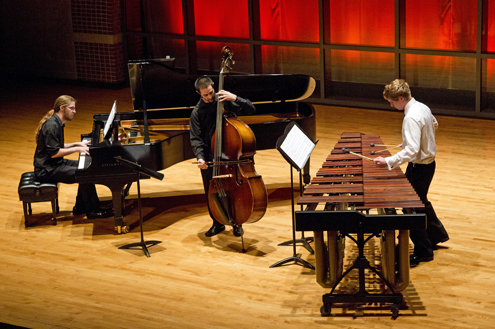 UMSL Student Chamber Music Concert