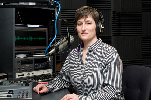 Véronique LaCapra, science reporter at St. Louis Public Radio
