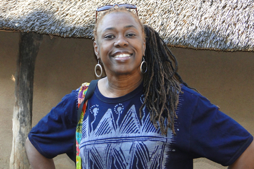 UMSL educator gaining insight, culture in Botswana