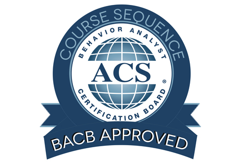 Behavior Analyst Certification Board approved