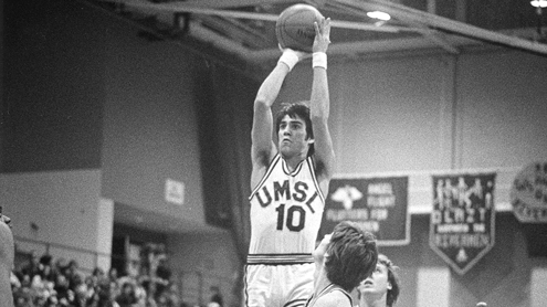 Bob Bone remains men's basketball leading scorer 36 years later