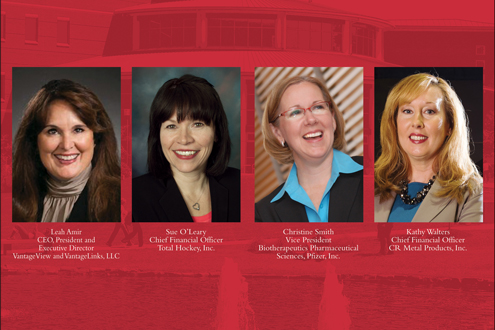 UMSL alumnae featured in the St. Louis Business Journal's 2013 Most Influential Business Women class
