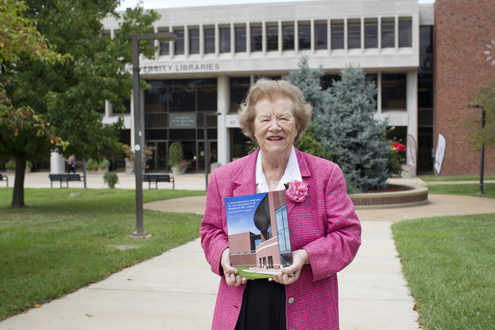 UMSL Chancellor Emeritus Blanche Touhill