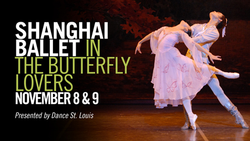 """The Butterfly Lovers"" by Shanghai Ballet"