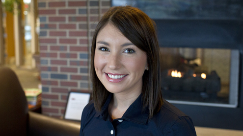 Communication graduate launches career at RubinBrown