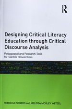 """Designing Critical Literacy Education through Critical Discourse Analysis"" by UMSL's Rebecca Rogers"