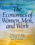 """The Economic of Women, Men and Work"" by UMSL's Anne Winkler"