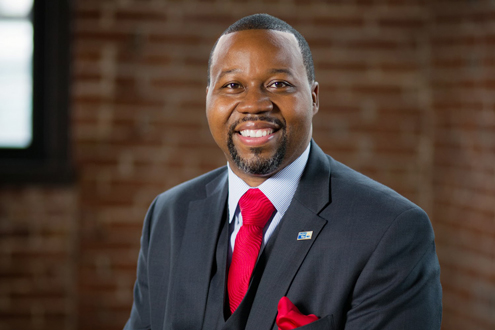 UMSL alumnus Orvin Kimbrough, MBA 2002