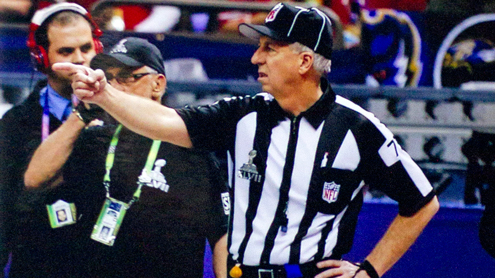 Joe Larrew: UMSL alumnus, lawyer, judge, Super Bowl official