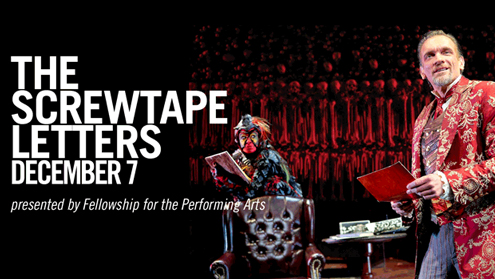 screwtape letters play c s lewis the screwtape letters announce