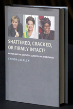 """Shattered, Cracked, or Firmly Intact?"" by Farida Jalalzai, chair of the Department of Political Science at UMSL"