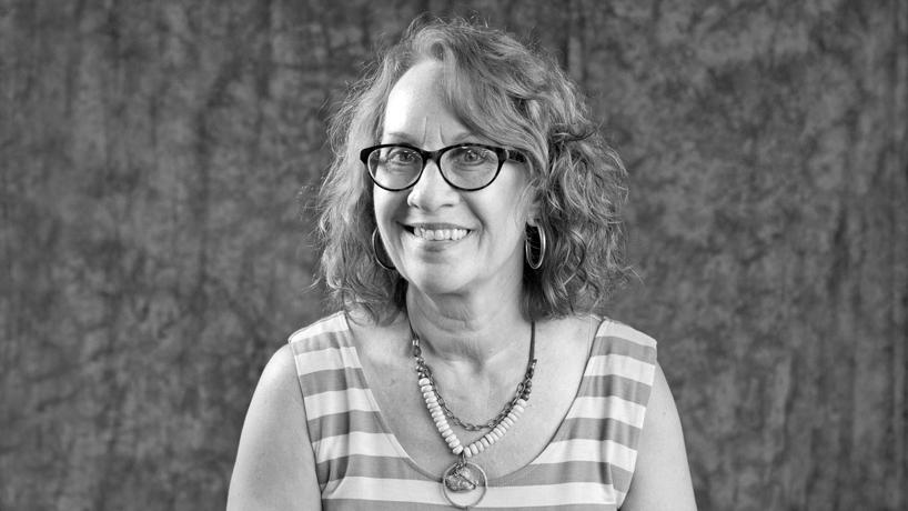 UMSL English Professor Sally Barr Ebest