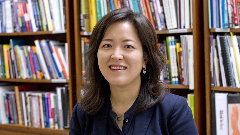 UMSL's Jina Yoo