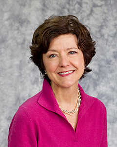 Deborah Baldini, SUCCEED founder and associate dean of the College of Arts and Sciences at UMSL